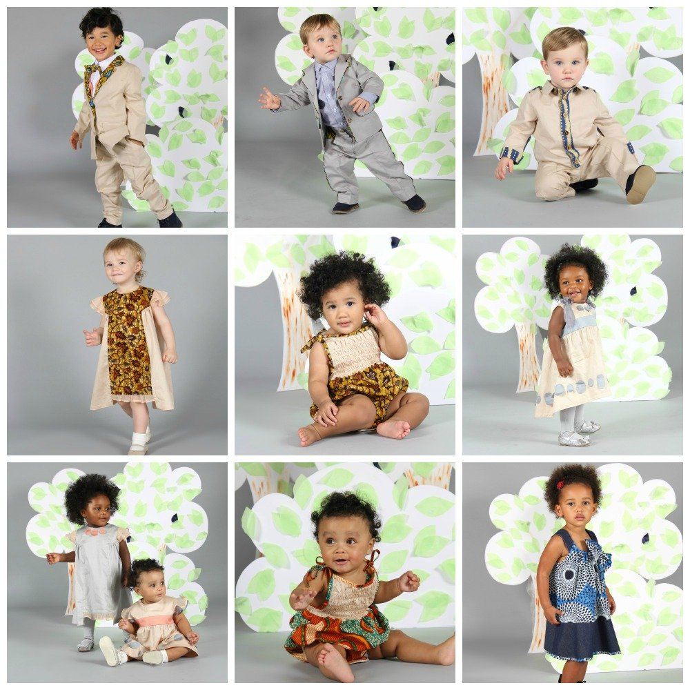 Isossy Children's Babies SS14 Collection