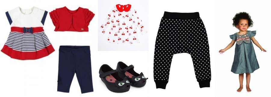 Little Miss Alba - Favourite 5 Finds Intro