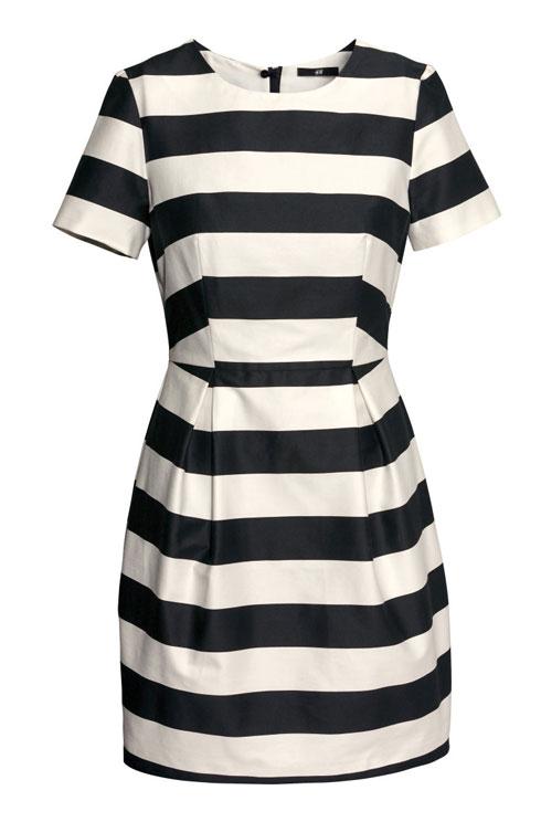 Fab Women's Finds - Stripey Dress