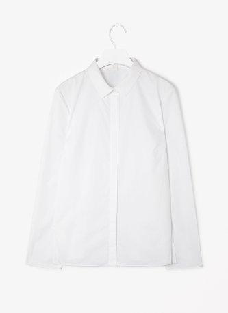 ysfwf4 white shirt