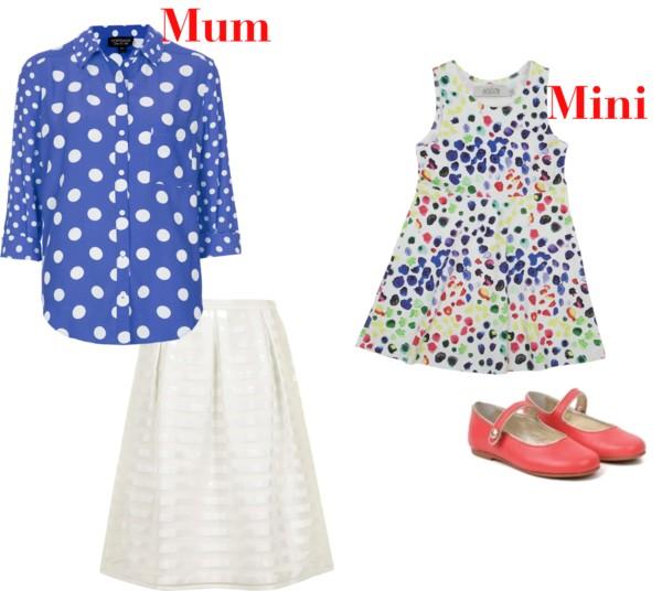 mum and mini