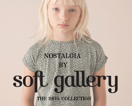 cct softgallery SOFT GALLERY SS14 SIGNATURE