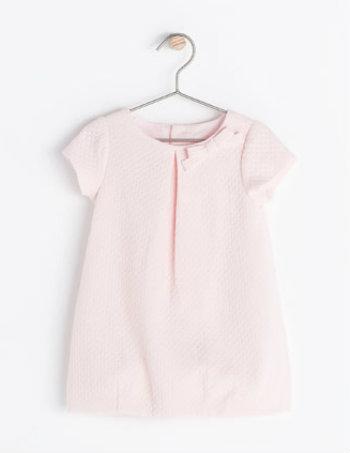 alba pink dress