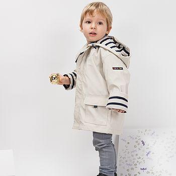 blog alioli children-cream-raincoat