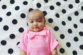blog whimsigirl model baby