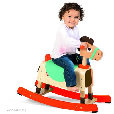 blog af wooden-toys janod-horse