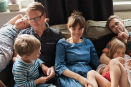 CCT - Nici and her family