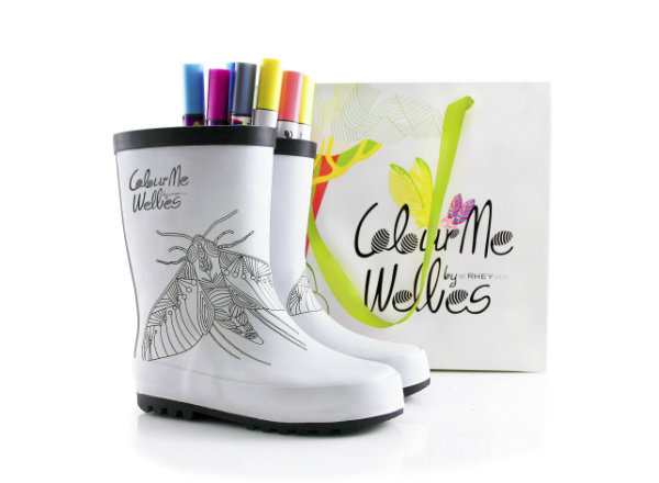 cct colourmewellies giftpack