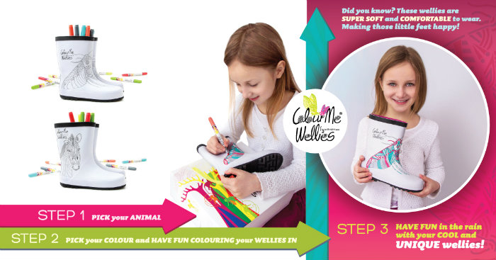 cct colourmewellies stepguide