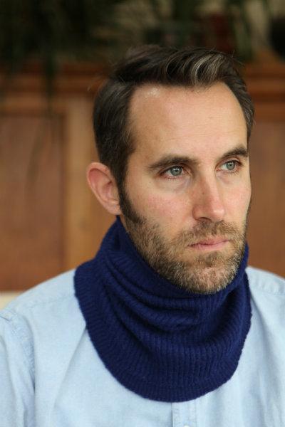 cct plumlondon man scarf
