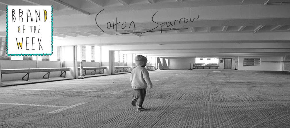 banner cotton sparrow