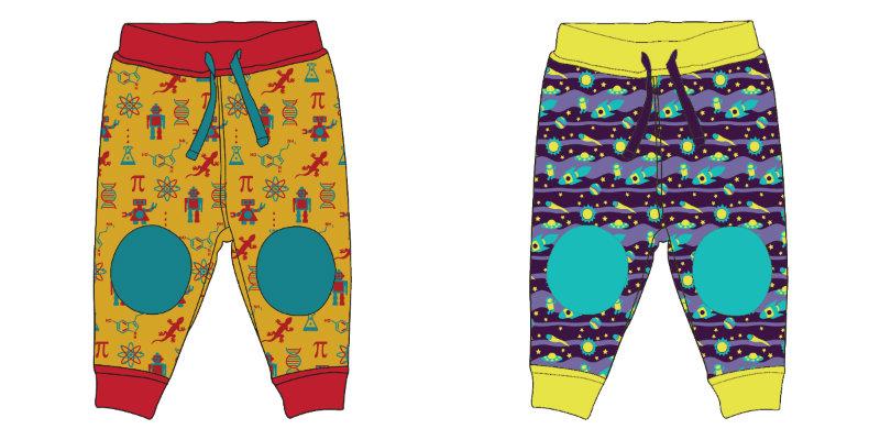 blog geko trouser collage