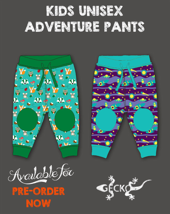 Blog gecko Pre Order Pants