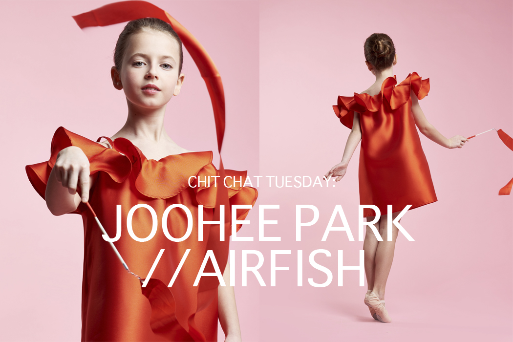 Chit Chat Tuesday with JooHee Park from Airfish