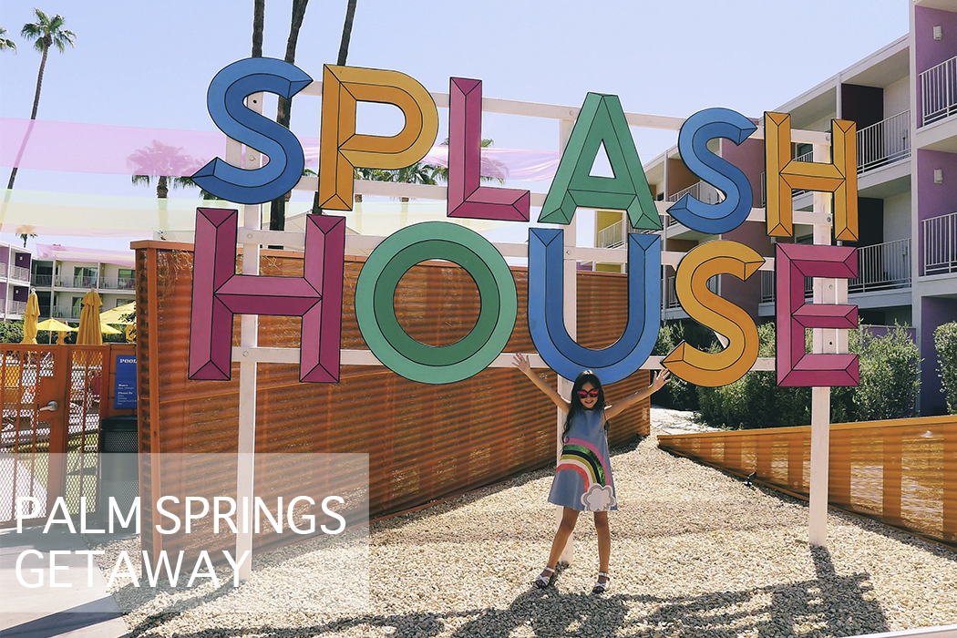 End Of Summer Fun In Palm Springs Getaway
