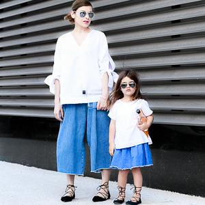 Veneta & Kaira Contributors to the Junior Style Blog