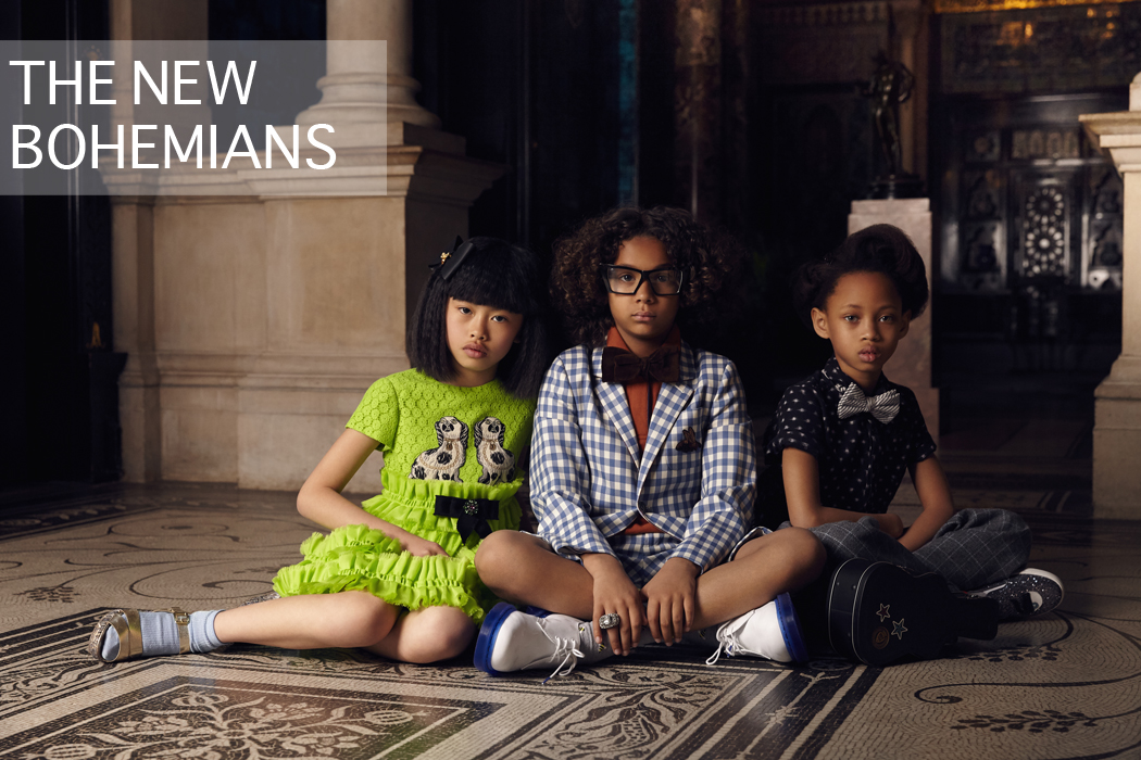 Junior Style Editorial The New Bohemians