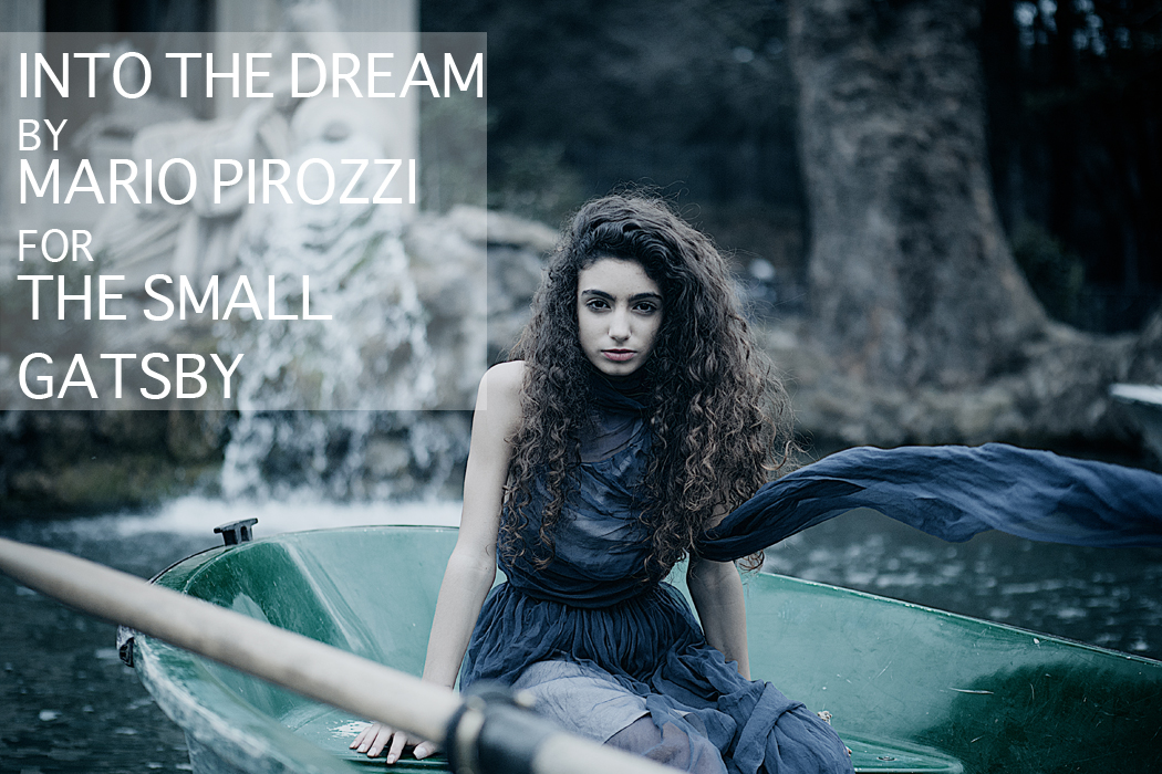 The Small Gatsby: Into the Dream by Mario Pirozzi