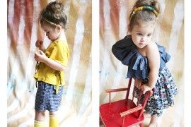 Tia Cibani SS16 collection