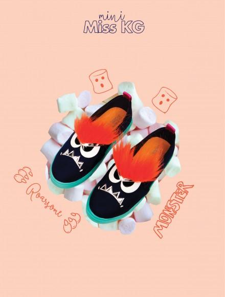 Mini Miss KG - Win some girls shoes from Kurt Geiger.