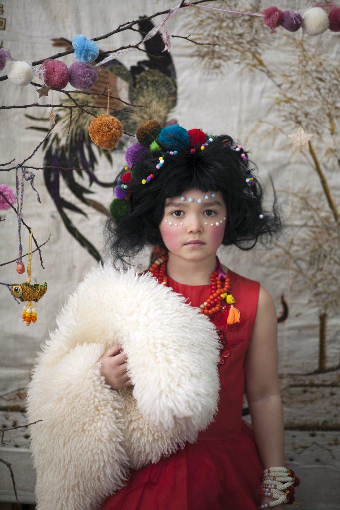 Tibetan Shoot Hannah Coates