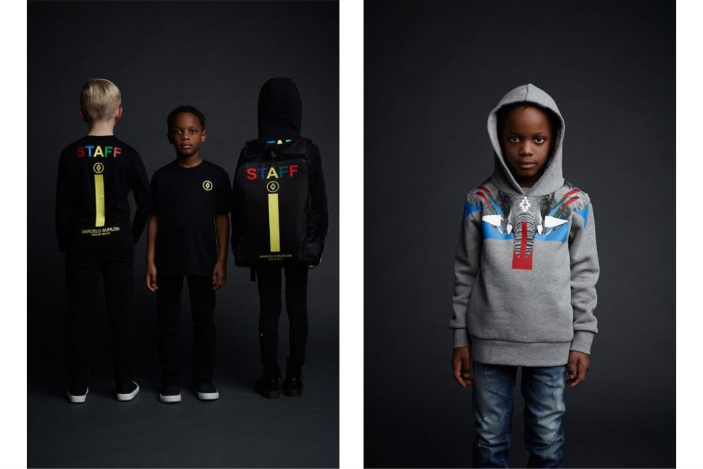 Kids fashion Blog Marcelo Burlon Kids of Milan