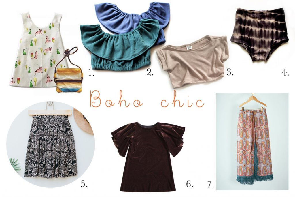 Boho Chic by Tiffany Hardin