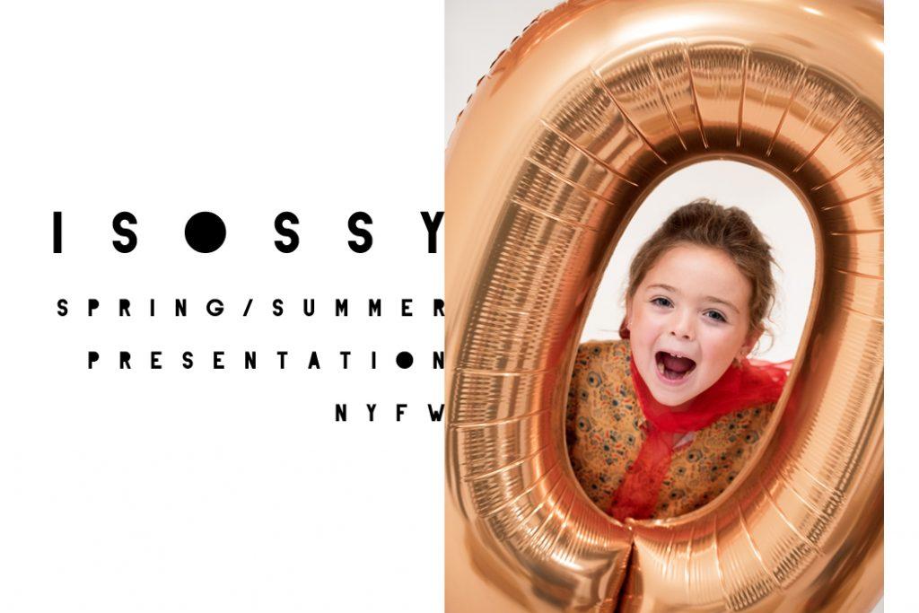 NYFW Isossy SS17