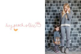 Lucy Peach Slice featured shop