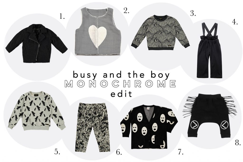 Busy and the boy edit