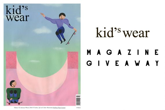 Kid's wear Magazine Competition