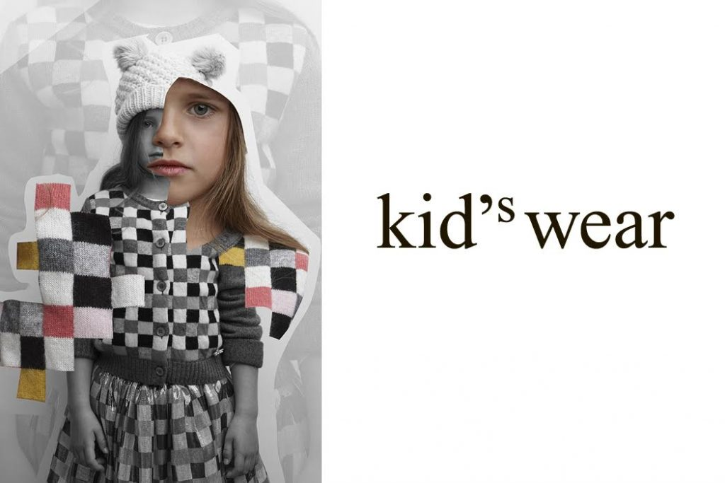Kid's wear collection images for AW16/17