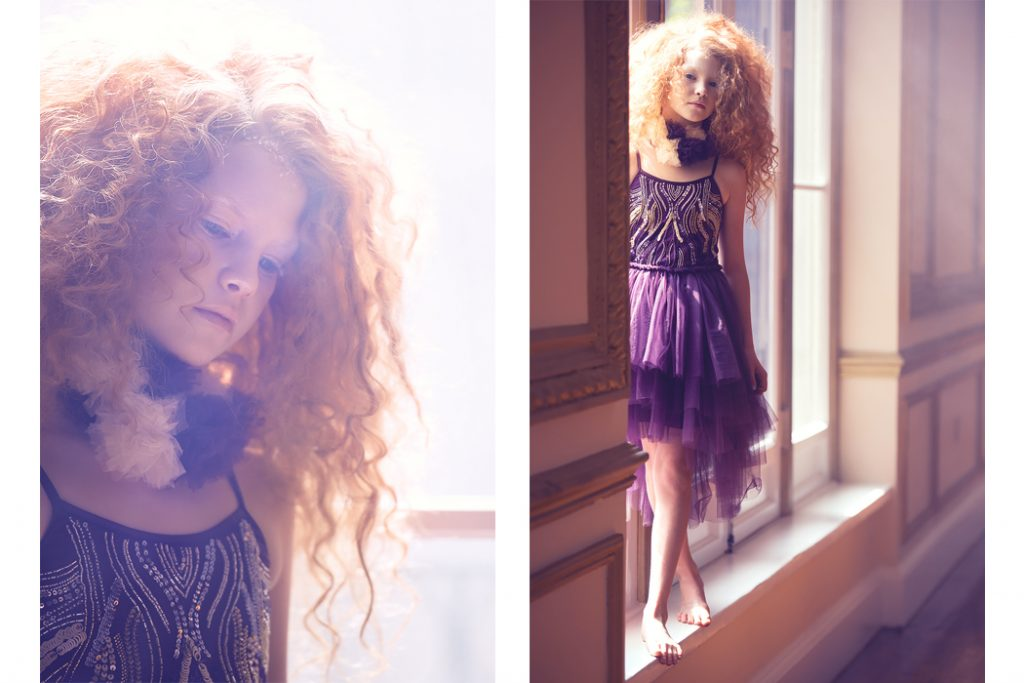 LookBook Tutu Du Monde Winter collection: The Midnight Soiree by Megan Dendinger