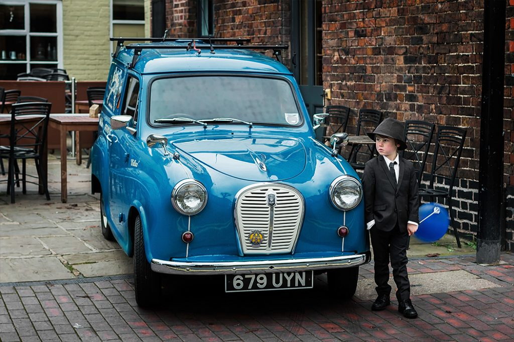 Junior Style Mods and Cars a guest post by Natasha Bridges