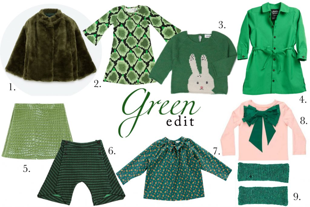 Key pieces for your child's wardrobe that celebrate Pantone color of the Year!l