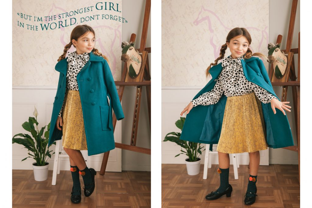Junior Style Editorial - The Spirit of Youth