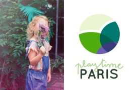 Junior Style Blog: Playtime Paris 21st Edition New Now Space