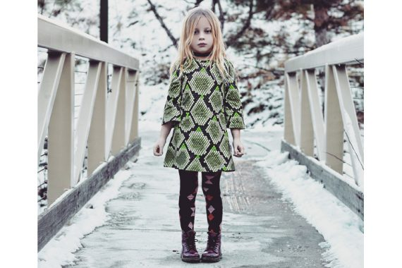 Junior Style Blog : Tage rocks is in Swedish brand Dancing in the Grass