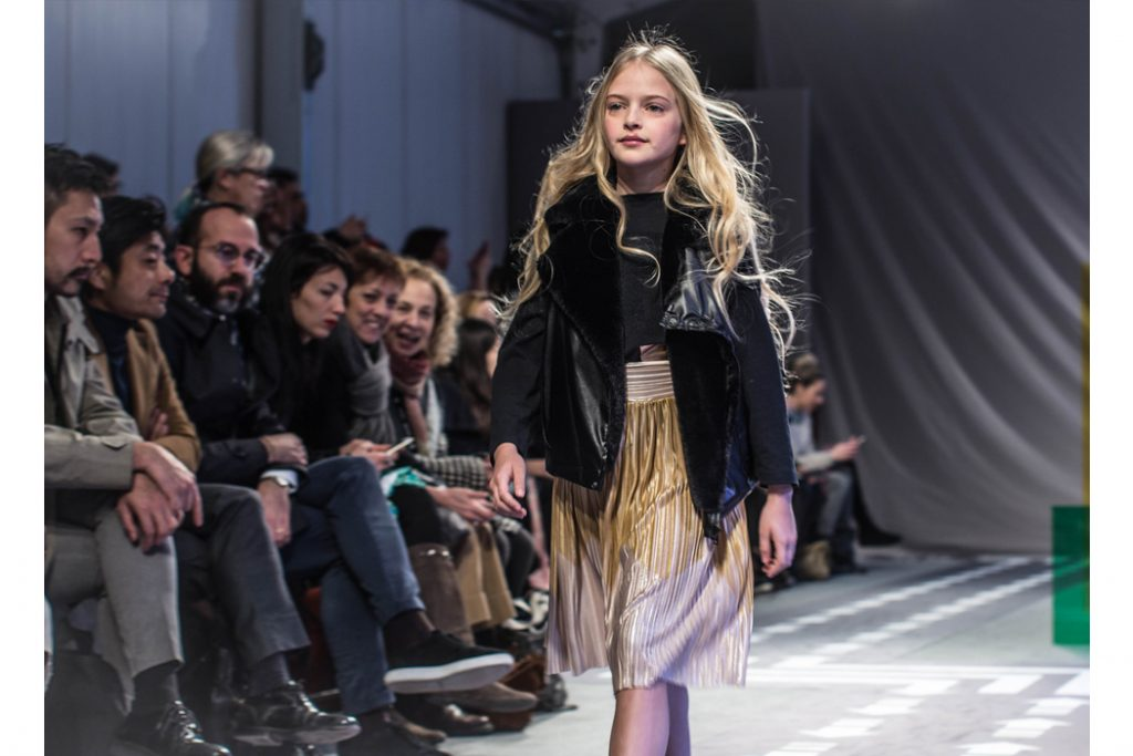 Junior Style features images from Emily Kornya from the Pitti Bimbo fashion shows
