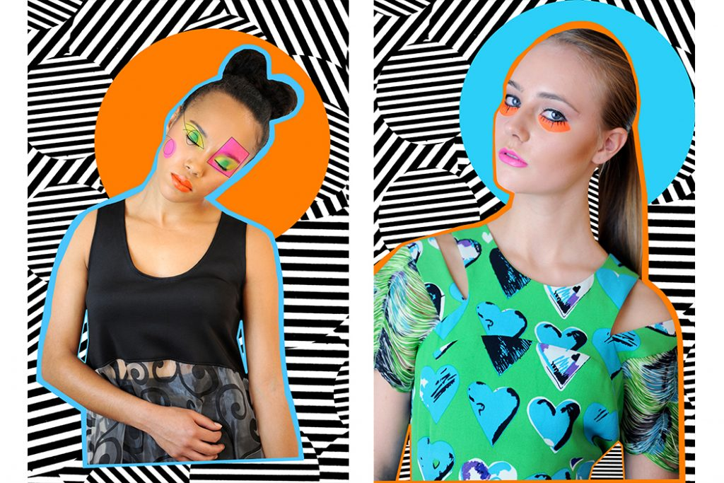 Tawny Chatmon's Matisse inspired editorial