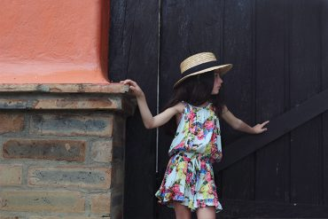 Junior Style Blog - Contributor Marcela Naranjo features Paper Wings kids clothing brand #kidsfashion #paperwings #girlsfashion #kidsfashionblog