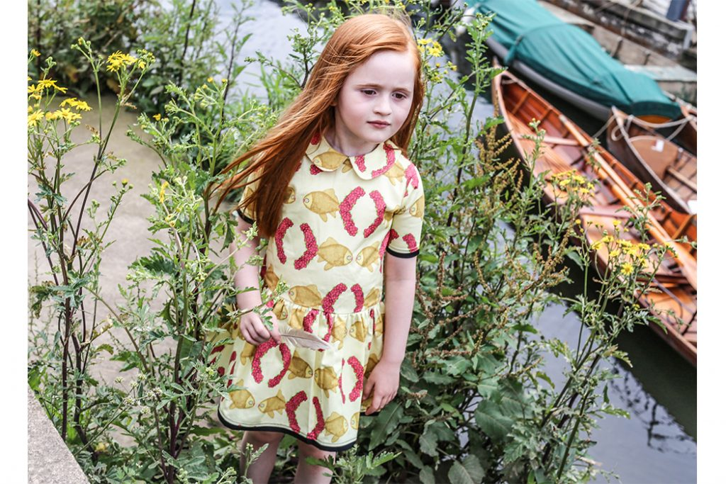 Berry Land the SS17 collection from Dancing in the Grass on the Junior Style London blog