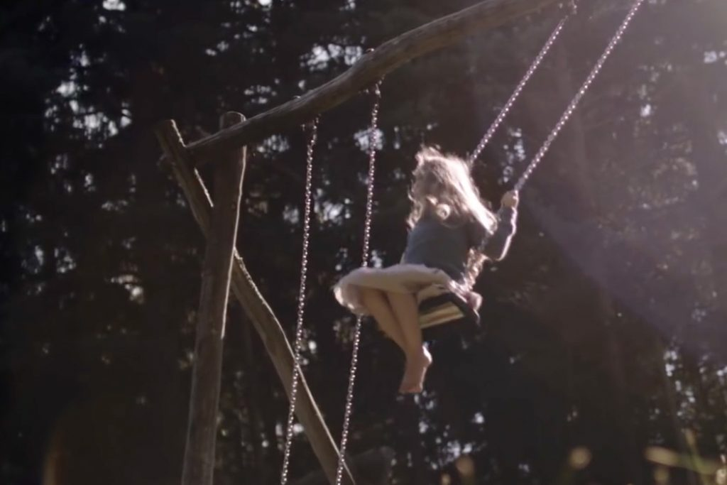 The Small Gatsby for Thorsteinn Einarsson's new single Swingset