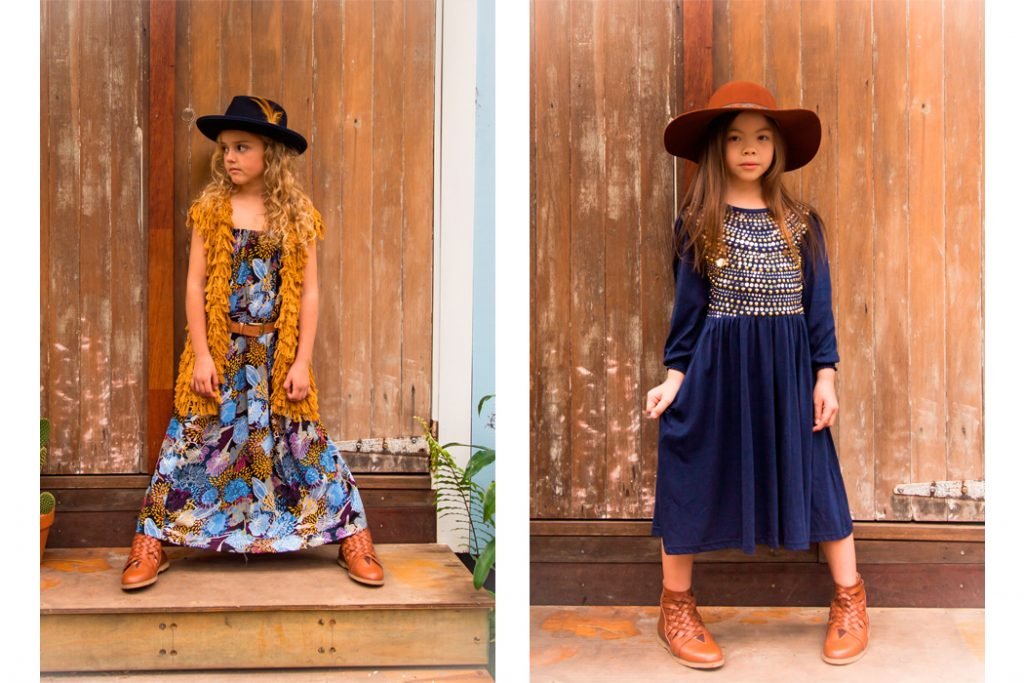 Junior Style Chit Chat Tuesday interview Series - Australian Brand Lulu Stars #kidsfashion #australianbrand #boho