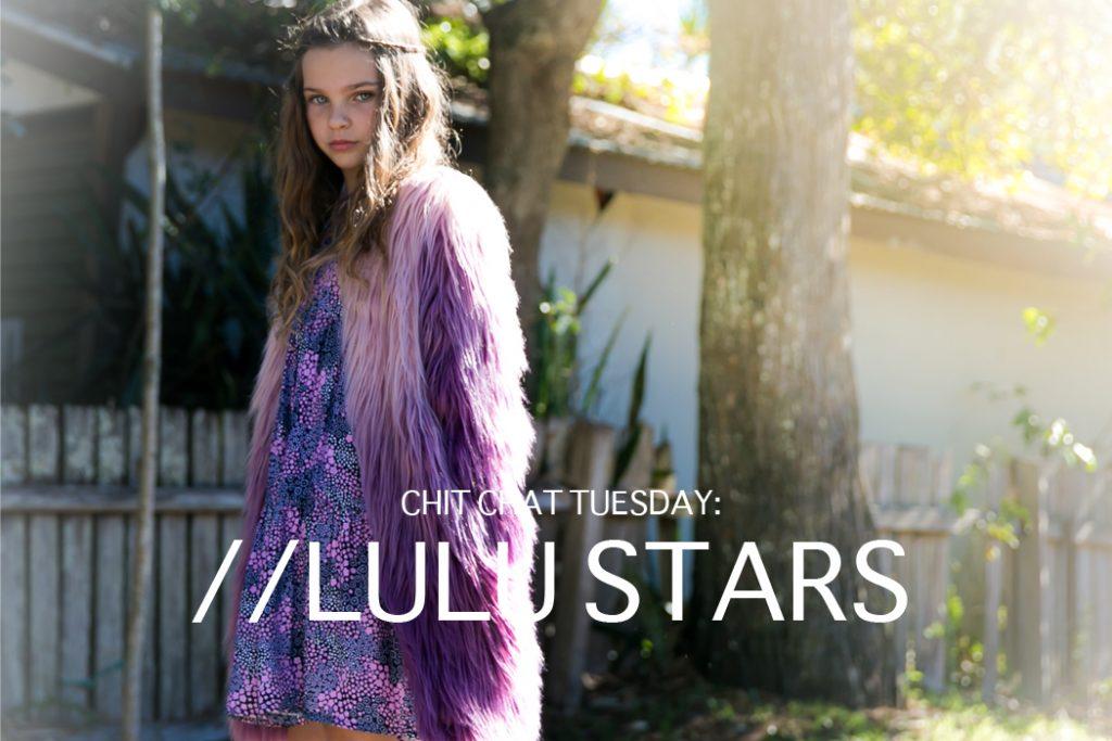 Junior Style Chit Chat Tuesday interview Series - Australian Brand Lulu Stars #kidsfashion #australianbrand #boho
