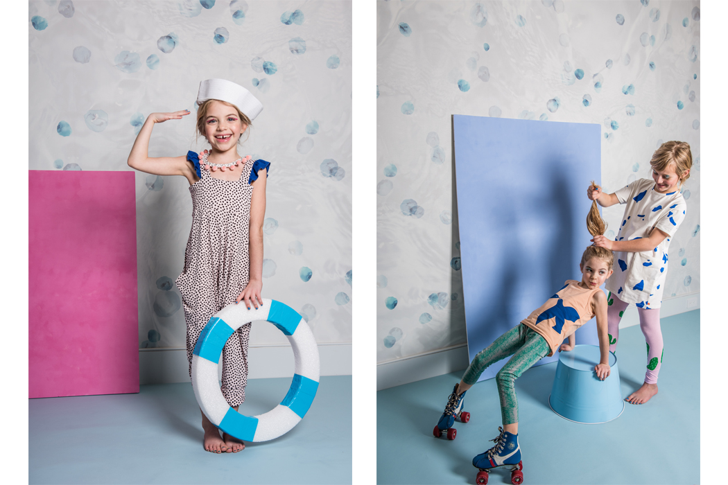 Junior Style Kids fashion blog - Kodomo Boston SS17 lookbook #kidswear #SS17 #kidsfashion