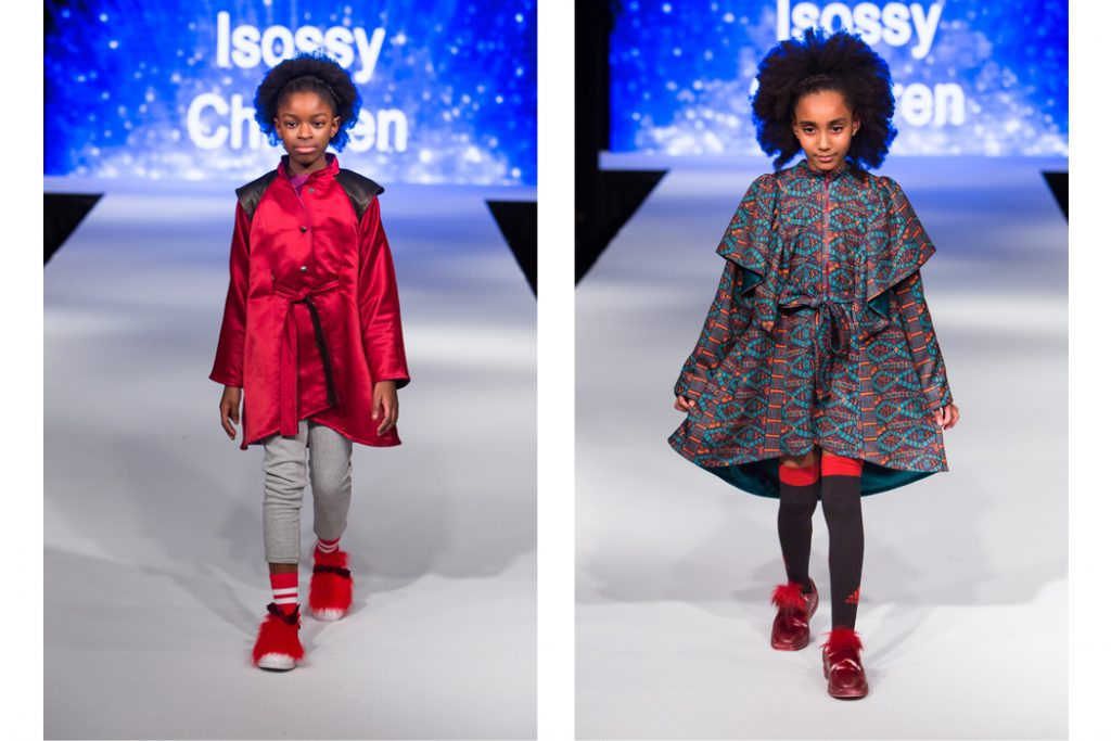 This was a phenomenal opportunity and experience for two of our Looks Like Me models.