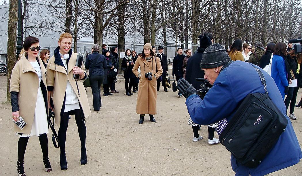 Junior Style Kids Fashion Blog - Edgycuts Paris Fashion Week Street Style Mum and Mini #streetstyle #mumandministyle #ministyle #misskaira