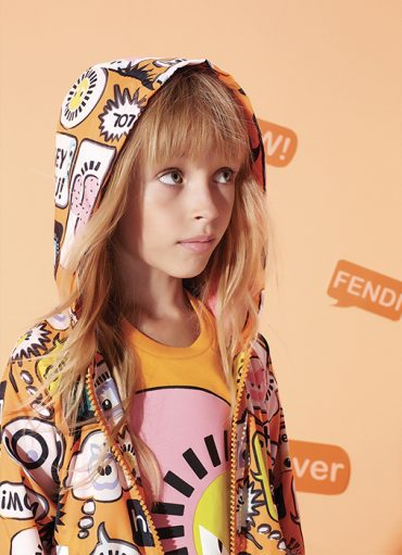 Fendi Kids SS17 on the Jr Style London blog