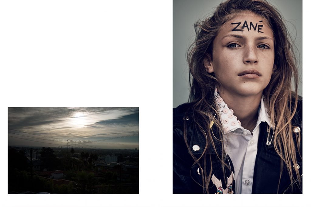 Franck Malthiery presents Zané for Hooligans magazine Issue 12 on the Junior Style London blog